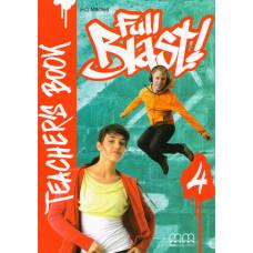 Книга вчителя Full Blast 4 Teacher's Book