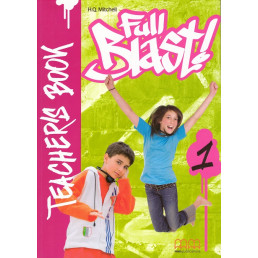 Книга вчителя Full Blast 1 Teacher's Book