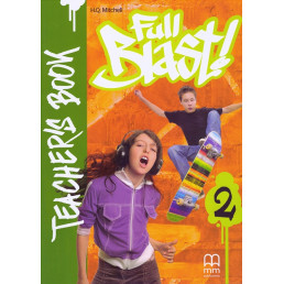 Книга вчителя Full Blast 2 Teacher's Book