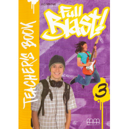 Книга вчителя Full Blast 3 Teacher's Book
