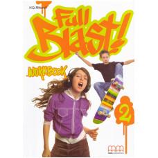 Зошит Full Blast 2 Workbook with CD-Rom