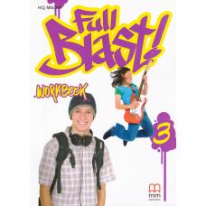Зошит Full Blast 3 Workbook with CD-Rom