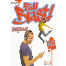 Зошит Full Blast B1+ Workbook with CD-Rom