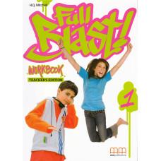 Зошит вчителя Full Blast 1 Workbook Teacher's edition
