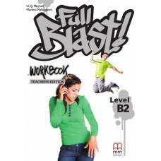 Зошит вчителя Full Blast В2 Workbook Teacher's edition