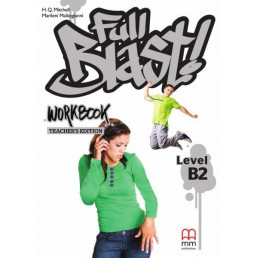 Зошит вчителя Full Blast В2 Workbook Teacher's edition