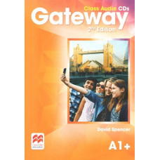 Аудіо диск Gateway A1+ Class Audio CD