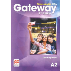 Аудіо диск Gateway A2 Class Audio CD