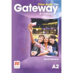 Аудіо диск Gateway A2 Class Audio CD