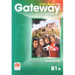 Аудіо диск Gateway В1+ Class Audio CD