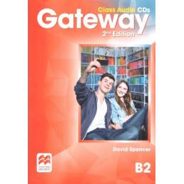 Аудіо диск Gateway В2 Class Audio CD