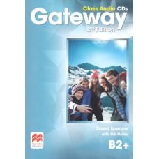 Аудіо диск Gateway В2+ Class Audio CD