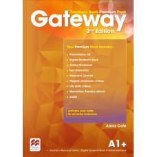 Книга вчителя Gateway 2nd Edition A1+ Teacher's Book