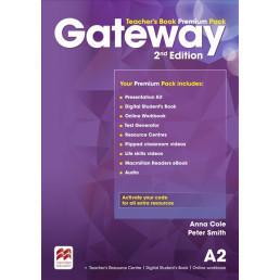 Книга вчителя Gateway 2nd Edition A2 Teacher's Book