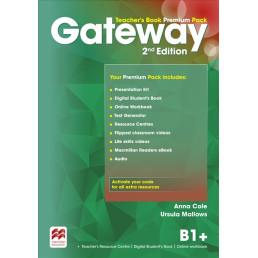 Книга вчителя Gateway 2nd Edition В1+ Teacher's Book