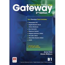 Книга вчителя Gateway 2nd Edition В1 Teacher's Book