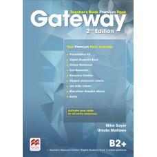 Книга вчителя Gateway 2nd Edition В2+ Teacher's Book