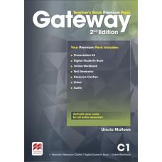 Книга вчителя Gateway 2nd Edition С1 Teacher's Book