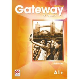 Зошит Gateway 2nd Edition A1+ Workbook