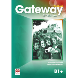 Зошит Gateway 2nd Edition B1+ Workbook