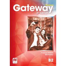 Зошит Gateway 2nd Edition B2 Workbook