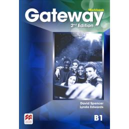 Зошит Gateway 2nd Edition B1 Workbook