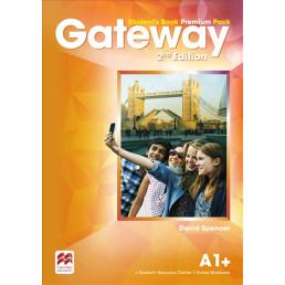 Підручник Gateway 2nd Edition A1+ Student's Book Premium Pack