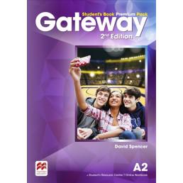 Підручник Gateway 2nd Edition A2 Student's Book Premium Pack