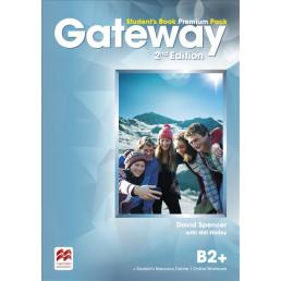 Підручник Gateway 2nd Edition B2+ Student's Book Premium Pack