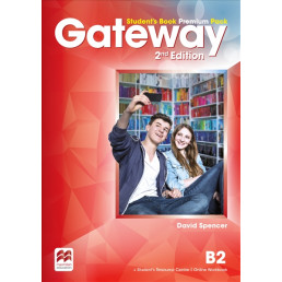 Підручник Gateway 2nd Edition B2 Student's Book Premium Pack