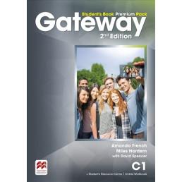 Підручник Gateway 2nd Edition C1 Student's Book Premium Pack