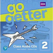 Аудіо диск GoGetter 2 Class Audio CD