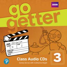 Аудіо диск GoGetter 3 Class Audio CD