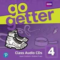 Аудіо диск GoGetter 4 Class Audio CD