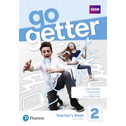 Книга вчителя GoGetter 2 Teacher's Book with MyEnglishLab