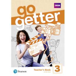 Книга вчителя GoGetter 3 Teacher's Book with MyEnglishLab