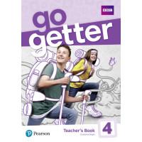 Книга вчителя GoGetter 4 Teacher's Book with MyEnglishLab