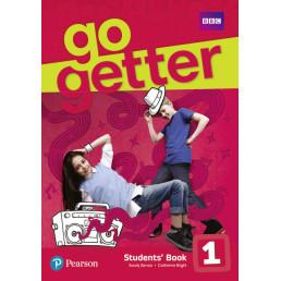 Підручник GoGetter 1 Students' Book