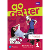 Підручник GoGetter 1 Students' Book with MyEnglishLab