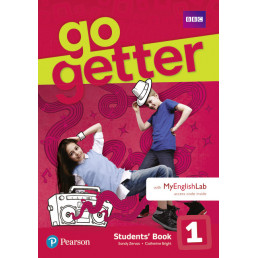 Підручник GoGetter 1 Students' Book with MyEnglishLab