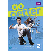 Підручник GoGetter 2 Students' Book