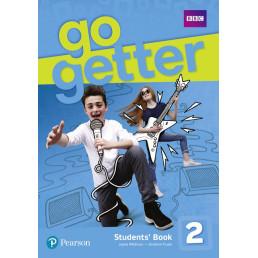 Підручник GoGetter 2 Students' Book