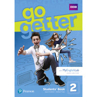 Підручник GoGetter 2 Students' Book with MyEnglishLab