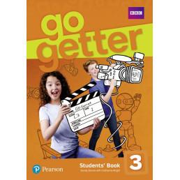Підручник GoGetter 3 Students' Book