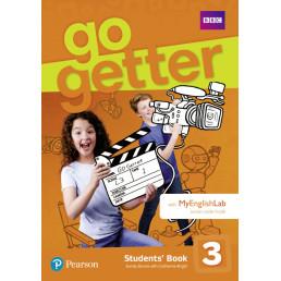 Підручник GoGetter 3 Students' Book with MyEnglishLab