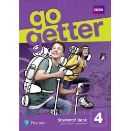 Підручник GoGetter 4 Students' Book
