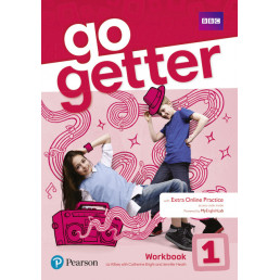 Зошит GoGetter 1 Workbook with Extra Online Practice