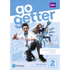 Зошит GoGetter 2 Workbook with Extra Online Practice