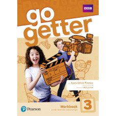 Зошит GoGetter 3 Workbook with Extra Online Practice