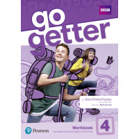Зошит GoGetter 4 Workbook with Extra Online Practice